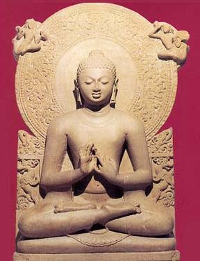 SARANATH Buddha Statue