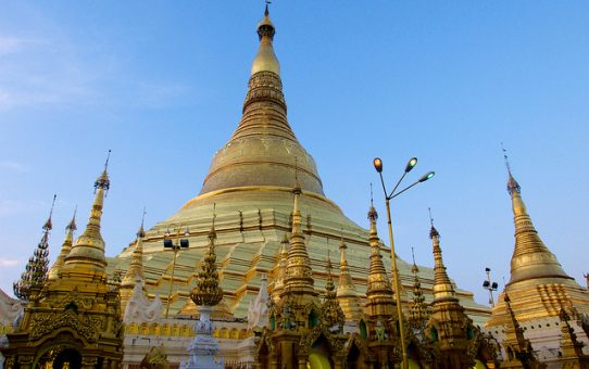 Buddhism in Myanmar