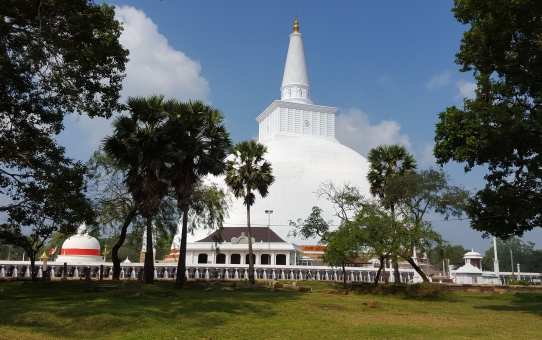 Anuradhapura - Sri Lanka's city of faith